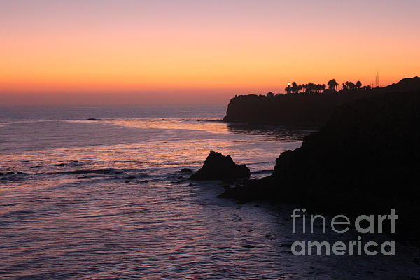 Sunset Photograph - Sunset In Paradise by Bev Conover