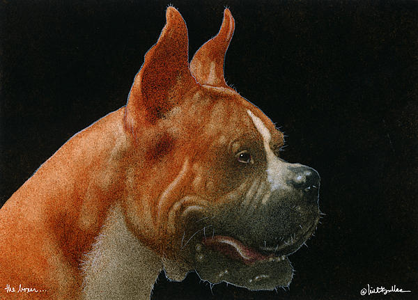 The Boxer... Painting