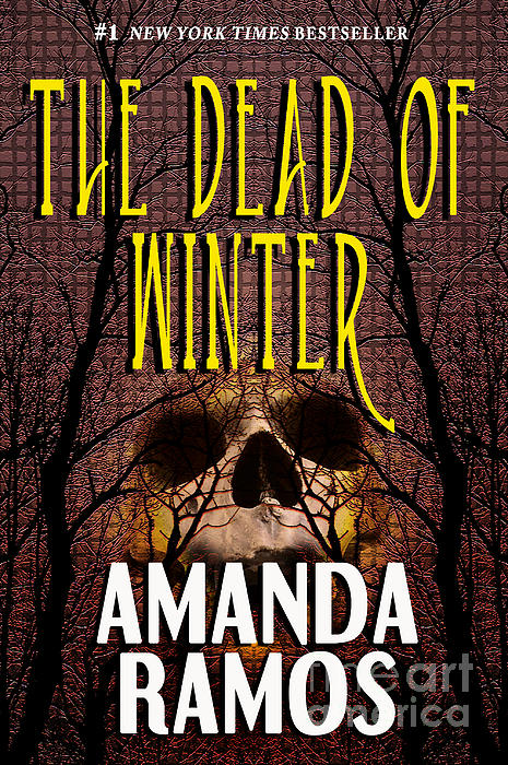 Book Cover Design Photograph - The Dead Of Winter by Mike Nellums