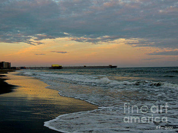 The End Of The Day Photograph  - The End Of The Day Fine Art Print