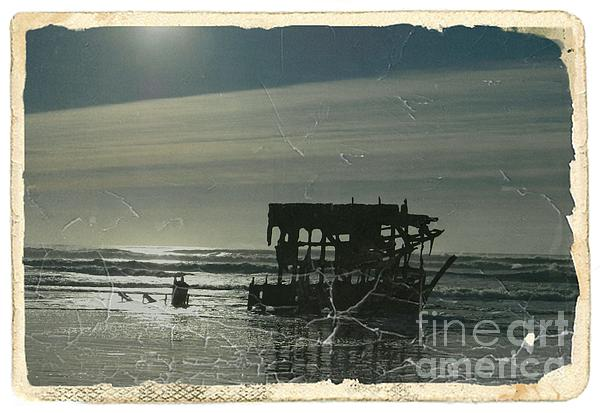 Chalet Roome-Rigdon - The Peter Iredale
