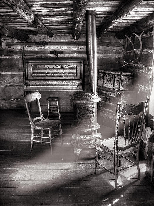 Piano Photograph - The Piano Room by Ken Smith
