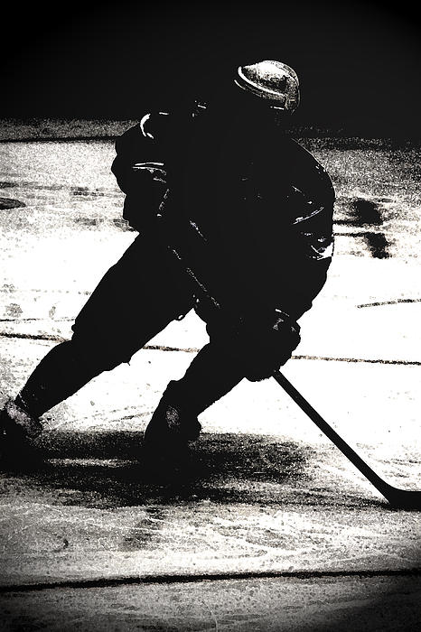 Karol  Livote - The Shadows of Hockey