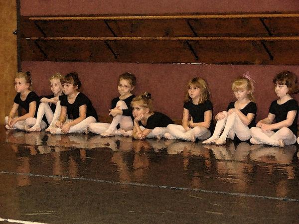 Ballet Photograph - Tiny Dancers by Patricia Rufo