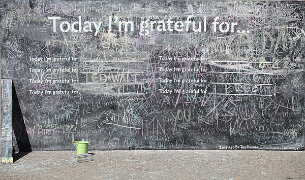 Today Photograph - Today Im Grateful For by Jim Nelson