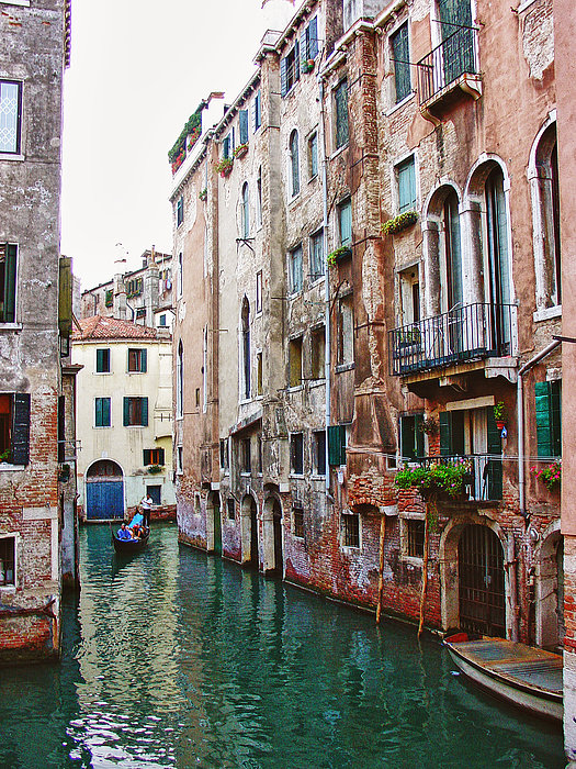 Venice Photograph - Venice City Of Water 2 by Julie Palencia
