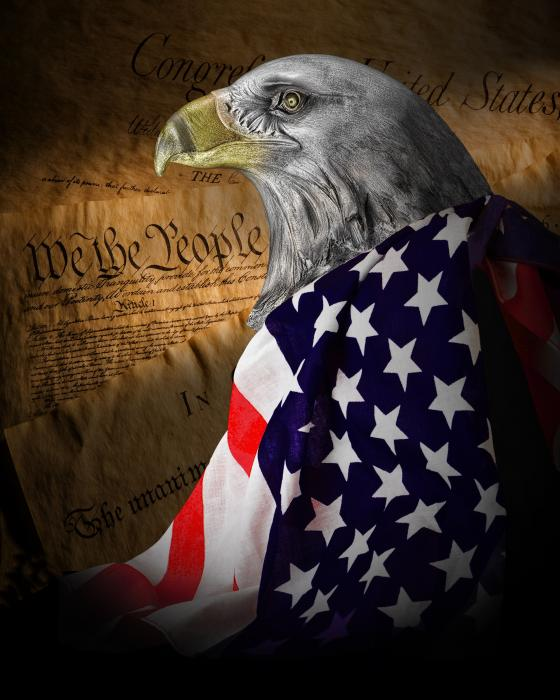 We The People Photograph  - We The People Fine Art Print
