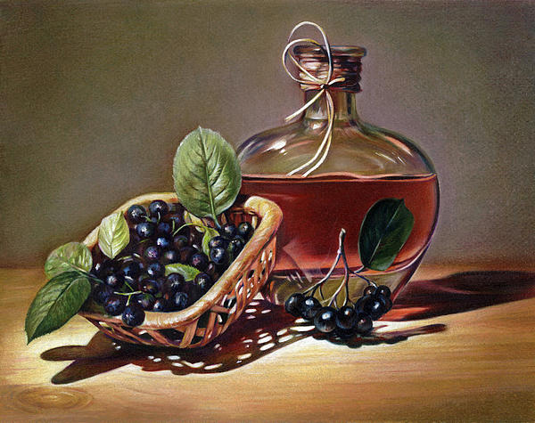 Natasha Denger - Wine and Berries