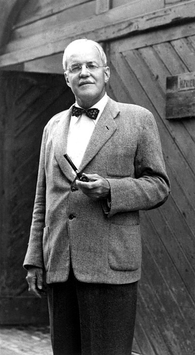 C.i.a Photograph - Allen Dulles, One-time Director by Everett