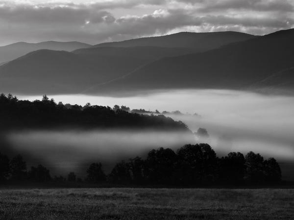 Ron Plasencia - Cades Cove Dawn