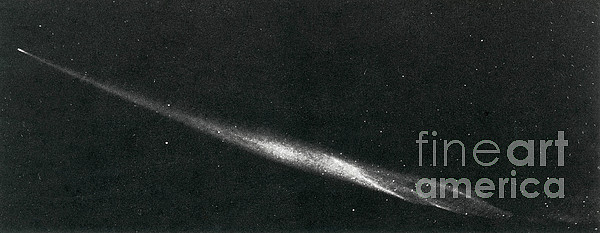 Science Photograph - Comet Ikeya Seki, 1965 by Science Source