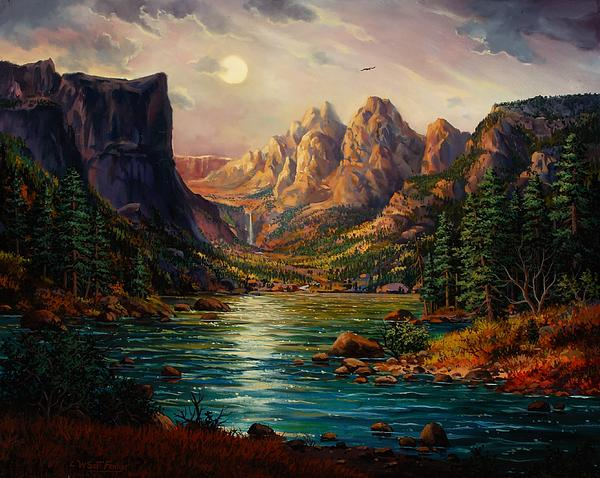 W  Scott Fenton - Dream Lake