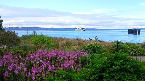 Leah  Welch - Edmonds - Kingston Ferry