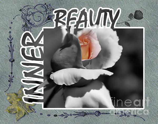Inner Beauty Photograph  - Inner Beauty Fine Art Print
