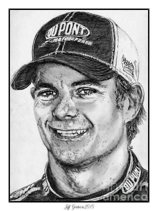 J McCombie - Jeff Gordon in 2010