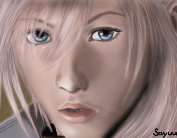 lightning final fantasy. Lightning. Final Fantasy 13