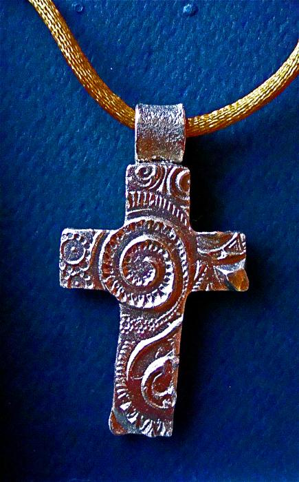 beautiful cross wedding jewerly