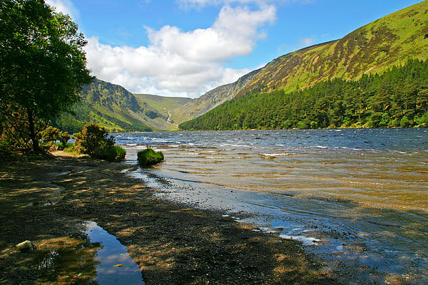 Martina Fagan - Upper Lake at Glendalough