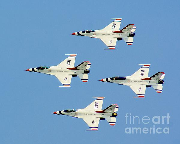 Nick Zelinsky - USAF Thunderbirds