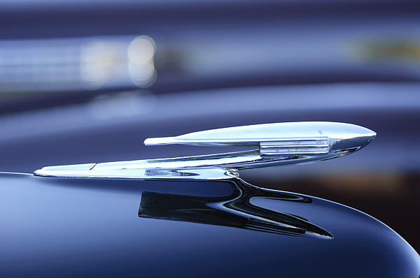 lasalle hood ornament