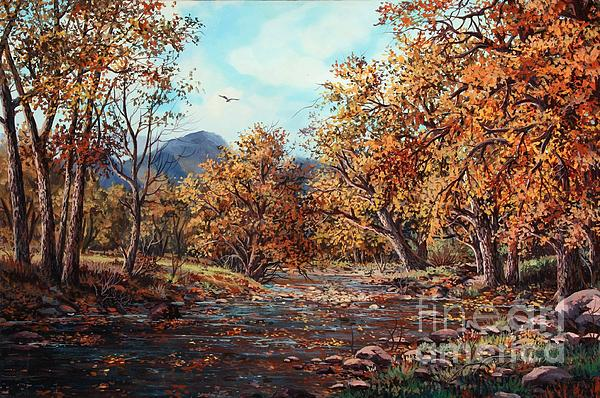 W  Scott Fenton - Cottonwood Creek