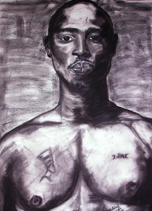 images of 2pac. 2pac Shakur Drawing