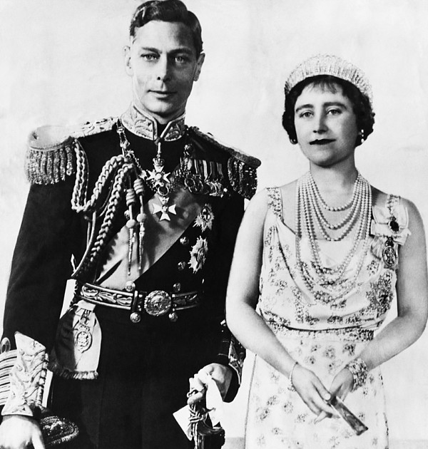 1930s Photograph - British Royalty. King George Vi by Everett