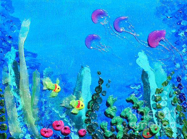 Ruth Collis - 3D Under the Sea