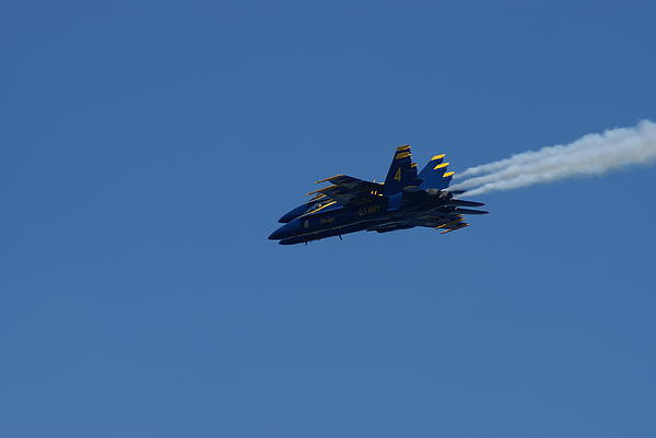 Jerry Cahill - 4 Blue Angels