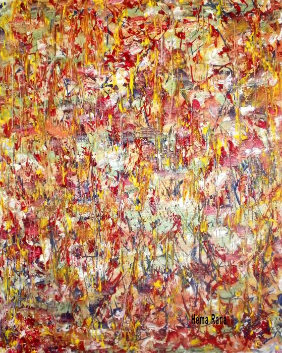 Abstract Artwork Paintings. Abstract Art Painting