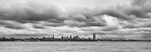 A Rotten Day In Buffalo  9230 Photograph  - A Rotten Day In Buffalo  9230 Fine Art Print