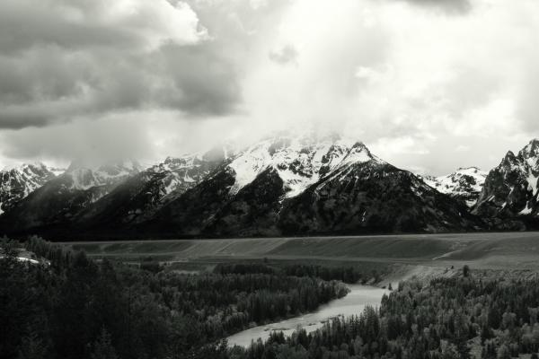 A Salute to Ansel Adams Part I Photograph - A Salute to Ansel Adams Part I