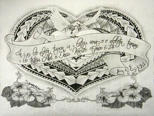 samoa drawings, samoan drawings, scripture drawings, tattoo drawings,