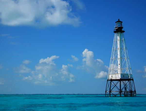 Tammy Chesney - Alligator Reef Lighthouse 2