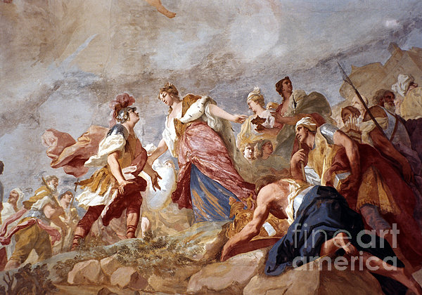 the piety of aeneas in virgils aeneid Often epithets of this nature are attributed to aeneas, showing that virgil finds it important to make his piety clear aeneas was a character known by romans for his show of pietas, even depicted on coins.