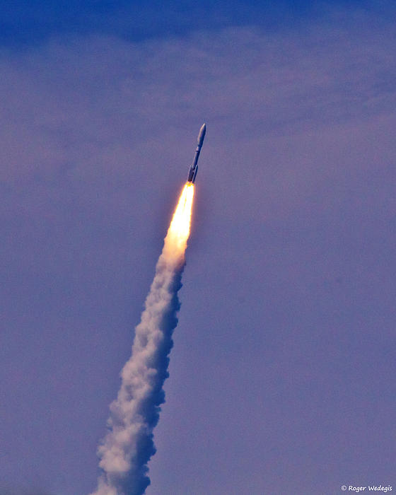 Roger Wedegis - Atlas V Launch