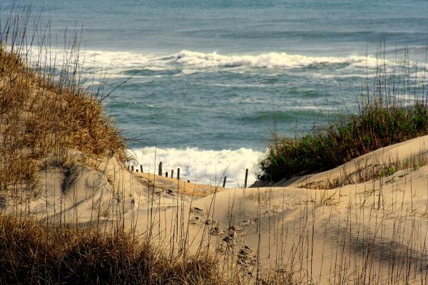 sand dunes photographs, beach photographs, nags head photographs,