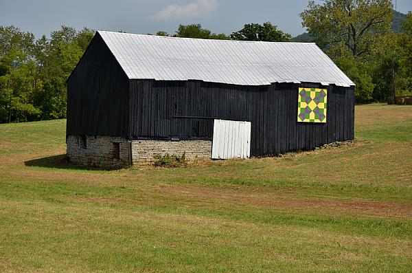 Mark Bowmer - Barn Quilt