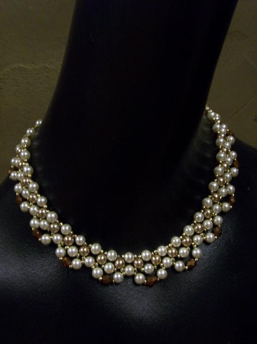 Beaded Necklace Pictures