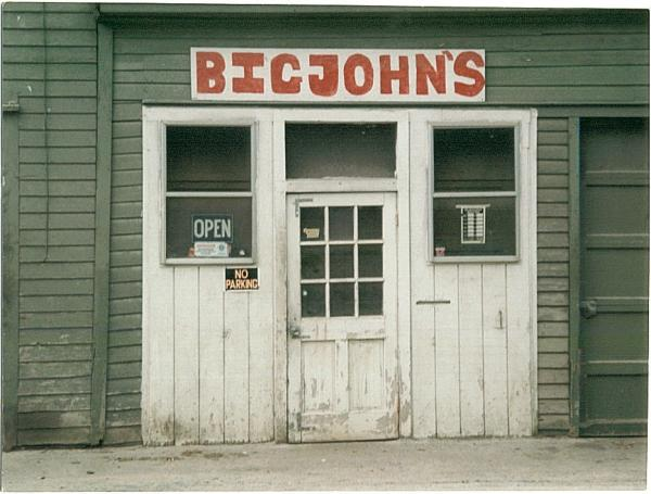 Joan  Pond - Big John