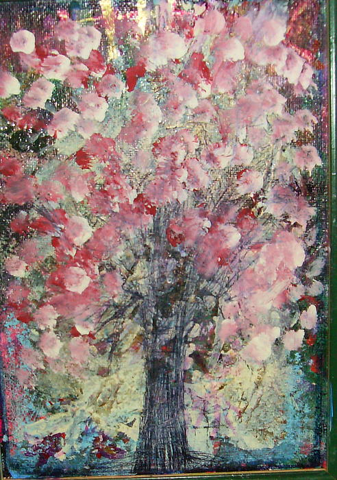 Anne-Elizabeth Whiteway - Blossom Tree