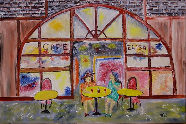 James Bryron Love - Cafe Elisa