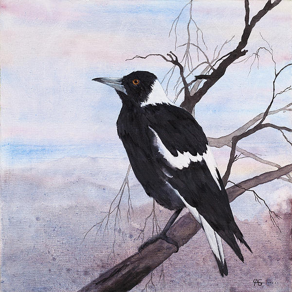 Carol McLagan - Call of the Magpie
