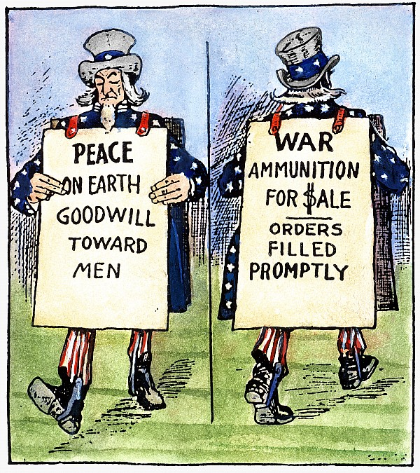 the good war for the united states of america During world war ii, more than 12000 male conscientious objectors seeking  alternatives to military service entered civilian  conscientious objection and  gender on the american home front, 1941-1947  history / united states:  general.