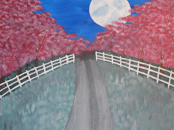 Kimberly Hebert - Cherry Blossom Path