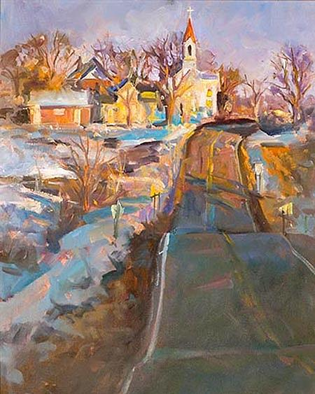 Mathew McFarren - Church Road