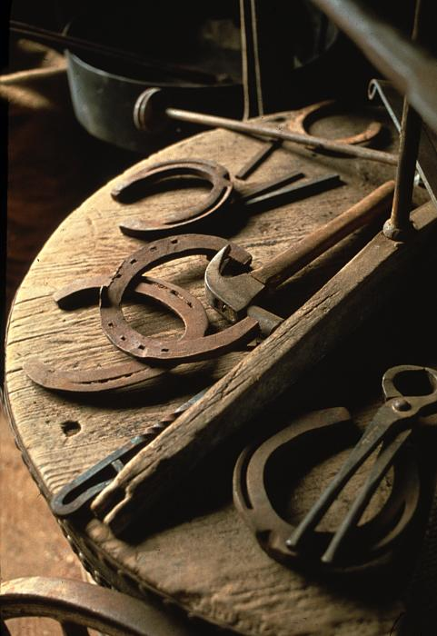 Cowboy Tools Photograph by Carl Purcell - Cowboy Tools Fine Art ...
