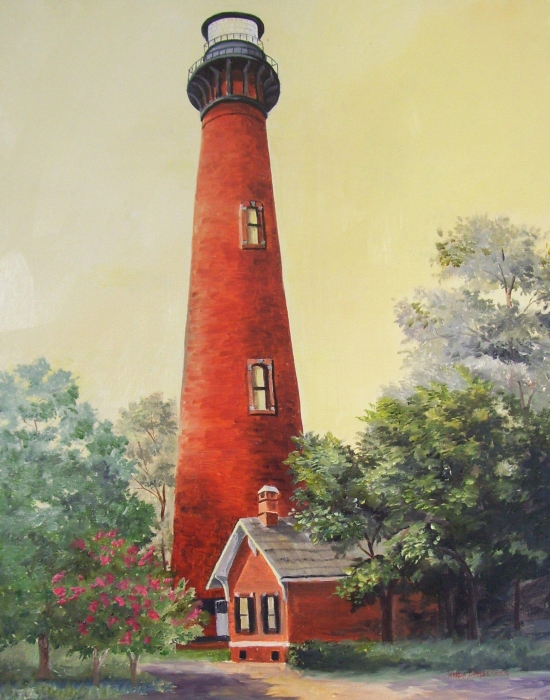 Wanda Dansereau - Currituck Lighthouse