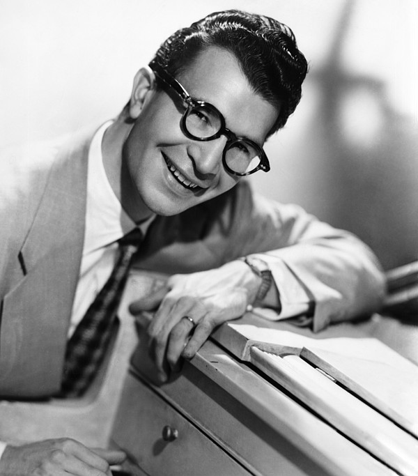 1950s Portraits Photograph - Dave Brubeck, 1950s by Everett