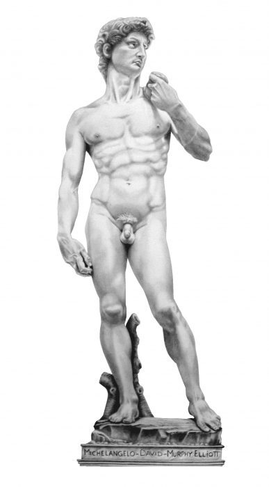 Murphy Elliott - David-Michelangelo